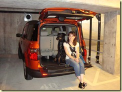 Lorie and Milo in the new Element